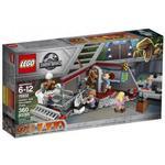 Lego Jurassic World price comparison Lego Jurassic World Jurassic Park Velociraptor Chase 75932