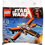 Lego Star Wars Poe's X-Wing Fighter 30278