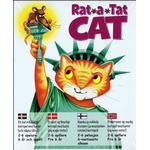 Family Board Games Gamewright Rat a Tat Cat
