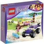 Lego Friends Olivia's Beach Buggy 41010