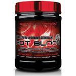 Creatine - L-Tyrosine Scitec Nutrition Hot Blood 3.0 Orange Juice 820g