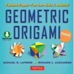 Ebook Geometric Origami Mini Kit Ebook (E-bok, 2014)