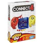 Childrens Board Games - Travel Edition Hasbro Connect 4 Grab & Go Travel