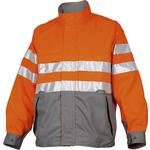 Buttons - Warning Jacket ProJob 6401 Work Jacket