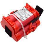 Red - Tool Batteries Husqvarna Automower 105 2500mAh