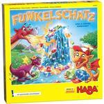 Childrens Board Games Haba Funkelschatz