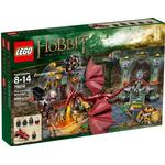 Lego Hobbit Lego Hobbit The Lonely Mountain 79018