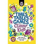 Clever chef Books Times Tables Games for Clever Kids (Buster Brain Games)