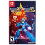 Compilation Nintendo Switch Games Mega Man X: Legacy Collection 1+2