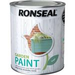 Wood Paint price comparison Ronseal Garden Wood Paint Green 0.25L