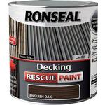 Paint price comparison Ronseal Decking Rescue Wood Paint Brown 2.5L