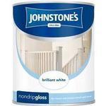 Metal Paint price comparison Johnstones Non Drip Gloss Wood Paint, Metal Paint White 0.75L