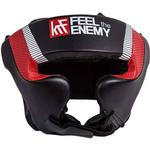 Head Protection Martial Arts KRF Tricolor Transpirable Airtec Headgear