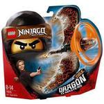 Animals - Lego Ninjago Lego Ninjago Cole Dragon Master 70645