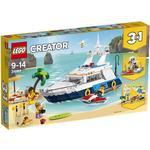 Lego Creator Cruising Adventures 31083