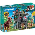 Animals - Play Set Playmobil Hidden Temple with T Rex 9429
