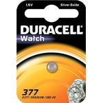 Button Cell - Watch Batteries Duracell 377