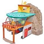 Toy Vehicle Accessories - Plasti Simba Fireman Sam Mountain Rescue Station