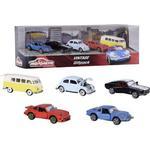 Toy Car - Metal Majorette Vintage Gift Pack 5 Pieces