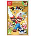 Turn-Based Tactics (TBT) Nintendo Switch Games Mario + Rabbids: Kingdom Battle - Gold Edition