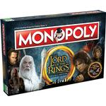 Strategy Games - Roll-and-Move Winning Moves Ltd Monopoly Lord of the Rings