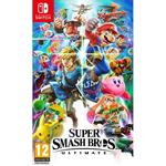 1-8 Nintendo Switch Games Super Smash Bros. Ultimate