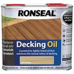 Oil Ronseal - Decking Oil Brown 2.5L