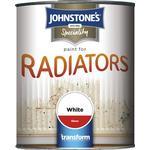 Radiator Paint Johnstones Speciality Radiator Paint White 0.25L