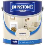 Johnstones Matt Wall Paint, Ceiling Paint Beige 10L