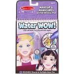 Colouring Books on sale Melissa & Doug Water Wow! Makeup & Manicures