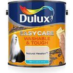 Wall Paint Dulux Easycare Washable & Tough Matt Wall Paint, Ceiling Paint Beige 2.5L