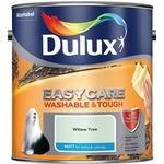 Dulux Easycare Washable & Tough Matt Wall Paint, Ceiling Paint Green 2.5L