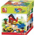 Blocks - Building Sluban Kiddy Bricks M38-B0502