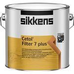 Woodstain Sikkens Cetol Filter 7 Plus Woodstain Brown 2.5L