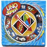 Family Board Games Mattel UNO Spin