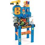 Bob the Builder Toys Smoby Bob Bricolo Center