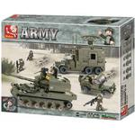 Blocks - Building Sluban Elite Tank Division M38-B0308
