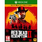 Third-Person Shooter (TPS) Xbox One Games Red Dead Redemption II - Ultimate Edition