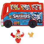 Surprise Toy - Toy Vehicles Zuru Team Bus with 2 Smashers Football Series 1
