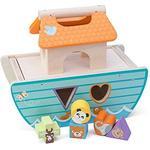 Shape Sorters - Wood Le Toy Van Le Petit Ark