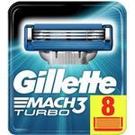 Razor Blades & Cartridges price comparison Gillette Mach3 Turbo 8-pack