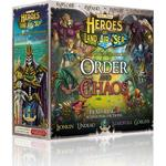 Board Games Gamelyngames Heroes of Land Air & Sea: Order & Chaos