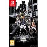 Contemporary Nintendo Switch Games The World Ends with You: Final Remix