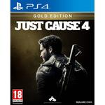 Third-Person Shooter (TPS) PlayStation 4 Games price comparison Just Cause 4 - Gold Edition