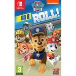 Platform Nintendo Switch Games PAW Patrol: On a Roll!