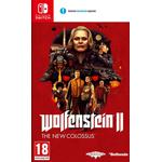 First-Person Shooter (FPS) Nintendo Switch Games Wolfenstein II: The New Colossus