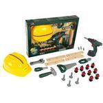 Toy Tools - Wood Klein Bosch Children's Tools