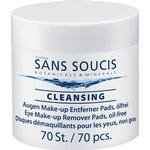 Pads - Face Cleansers Sans Soucis Cleansing Eye Make-Up Remover Pads 70-pack