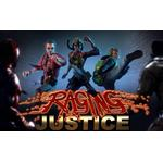 Fighting PC Games Raging Justice