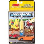Cheap Colouring Books Melissa & Doug Water Wow! Vehicles On the Go Travel Activity